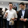 Presumptive Republican presidential nominee Mitt Romney (left) says he supports Wisconsin U.S. Rep. Paul Ryan's (right) budget. Expect Democrats to make cuts to college financial aid an issue.