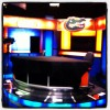 An Instagram shot of a television studio posted by the University of Florida.