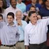 Presumptive Republican presidential nominee Mitt Romney announces U.S. Rep. Paul Ryan of Wisconsin as his running mate in Virginia.