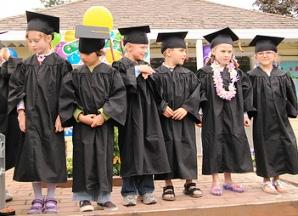 Kindergarten Graduation By Apsara711