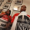 "Chicago teachers ended their strike this week. A researcher says they won concessions over ""phony merit pay."""