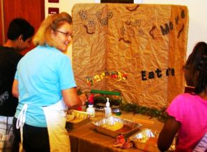 Lee County Public Schools hold the 2nd annual STEM-tastic event for students and parents.