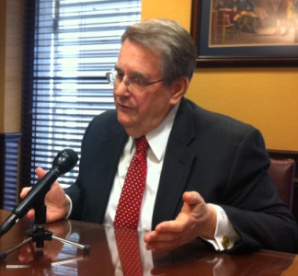 Senate President Don Gaetz says students and teachers should have school choice options.
