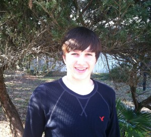 Evan Paulk, 14, was arrested for getting in a minor school fight. It was his first behavioral problem in school.
