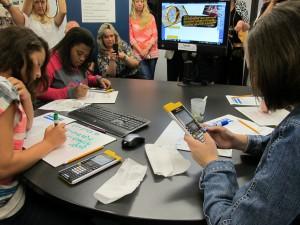 6-17 StudentsWorking