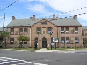 Sanders-Clyde Elementary School in Charleston, S.C.