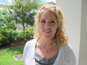 Alexis Hill teaches at Thomas P. Corr Elementary in Hillsborough County.