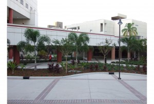 Hillsborough Community College's Dale Mabry campus.