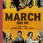 Congressman John Lewis co-authored March