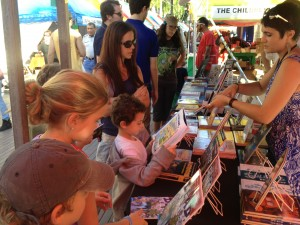 Miami Book Fair International brought more than four dozen children's authors to Florida over the weekend