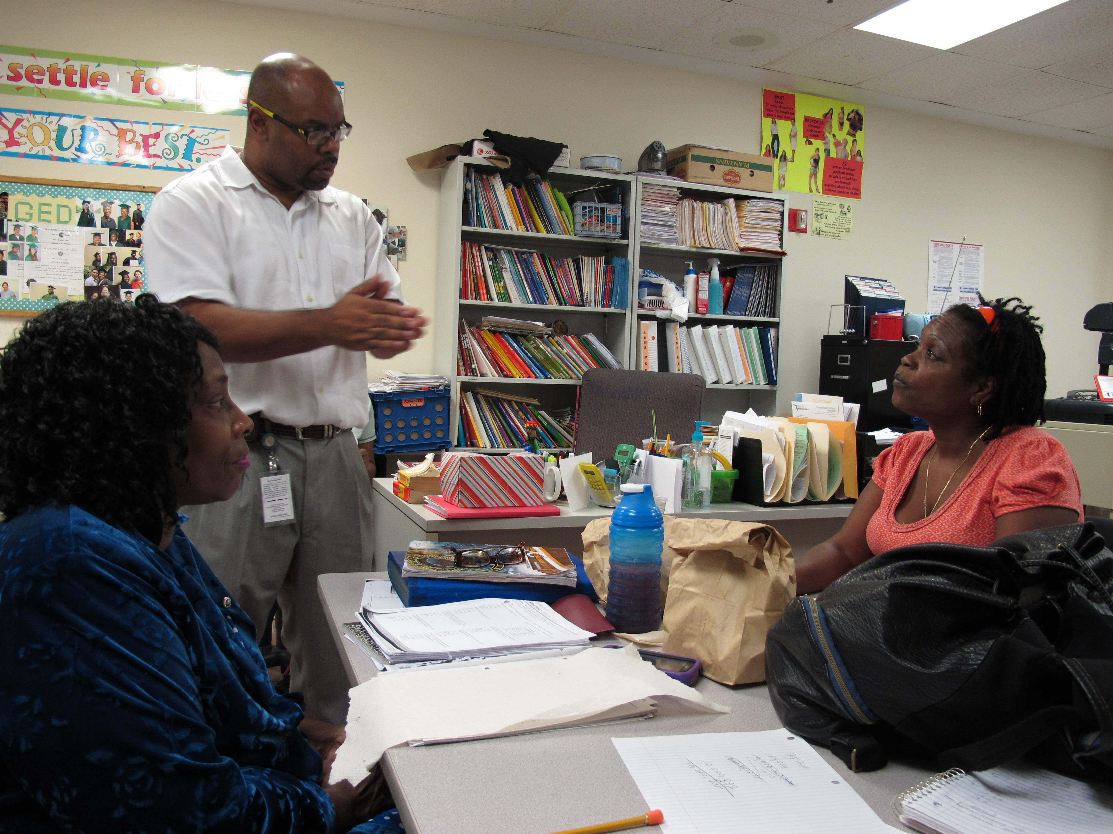 Changing GED Adds New Problems To An Old Test | StateImpact Florida