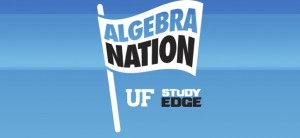 Algebra Nation is a state-funded project from tutoring firm Study Edge and the University of Florida.