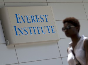 An Everest Institute campus in Silver Spring, Md.