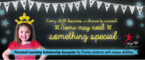 An ad for the new scholarship program.