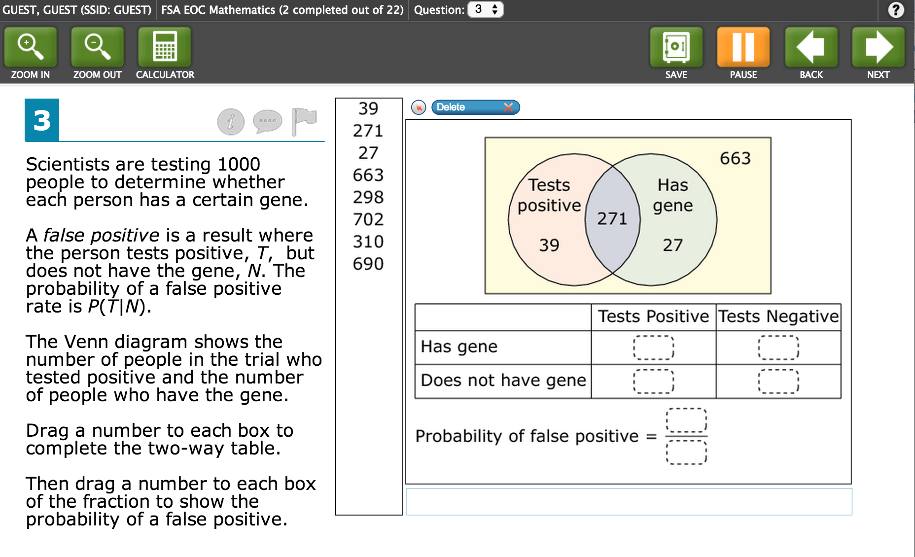 Whelper Worksheets Printables Page 2 5th Grade Fcat Math Practice ...