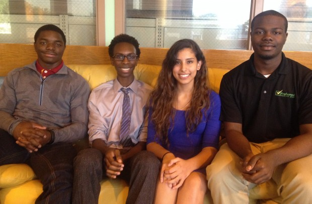 We spoke with a panel of students about Florida's race-based education goals.