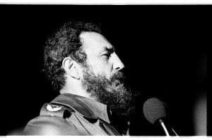 Retired Cuban leader Fidel Castro regrets not studying a scientific field.