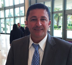 New Palm Beach County schools superintendent Robert Avossa.