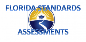 The first results from the Florida Standards Assessments have been sent to school districts.