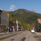 Downtown Wallace, Idaho