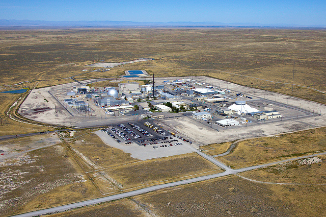 Govs Commission Weighs Idaho Jobs Against Existing Nuclear Waste