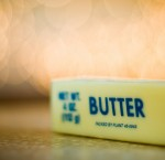 Butter was among the top 25 export commodities in 2011.