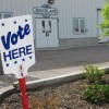 While voter turnout was low across much of Idaho, more than 40 percent of Rockland voters went to the polls.  Eighty percent supported the school levy.