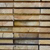 Freshly cut lumber awaits the dry kilns at an Idaho Forest Group mill.