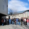 Ada County Republicans arrived hours early to attend the March caucus.