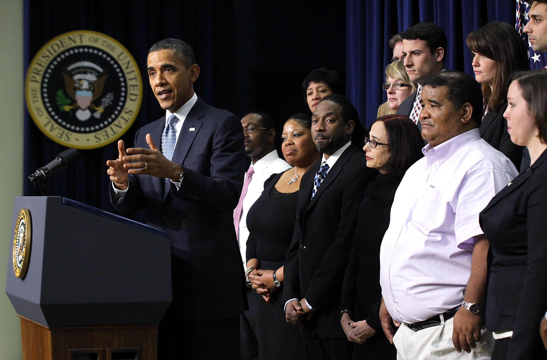 Obama Unemployment Benefits