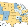 Click on the image above to see the Kaiser Family Foundation's map of states' health insurance exchange decisions.