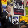 Gov. Otter addressed supporters on election night.