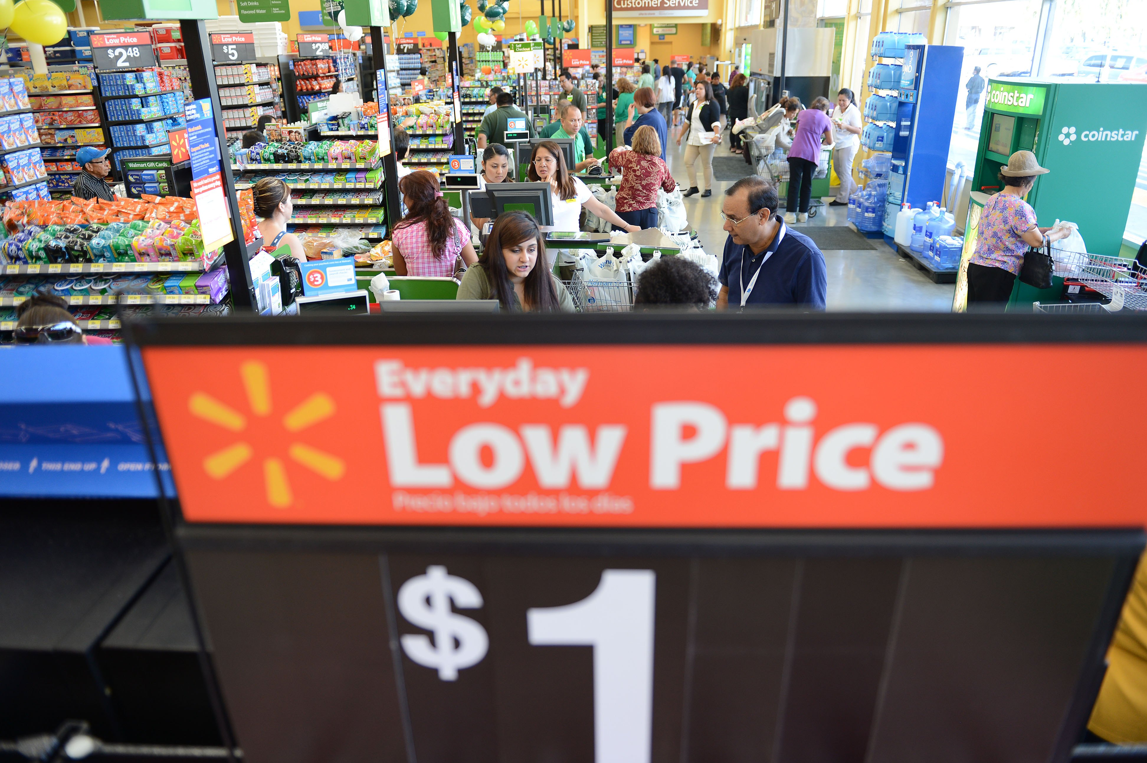 the impact of wal mart on The external environment of wal-mart plays a vital role in the strategic planning and decisions of the company external environment has an.