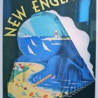 Summer In New England, The New Haven Railroad