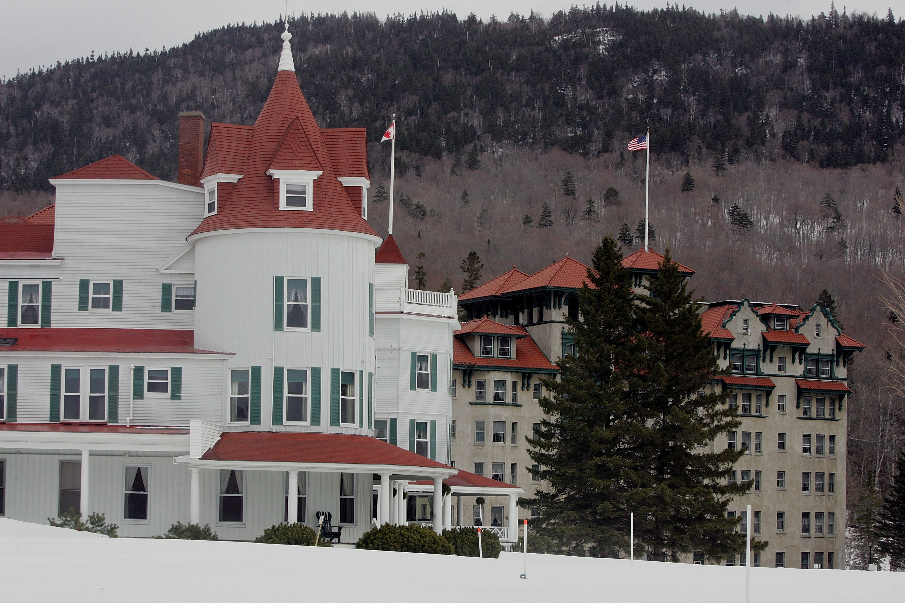 How the struggling balsams resort fits into the larger for Small historic hotels