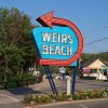 Weirs Beach is a main attraction in Laconia