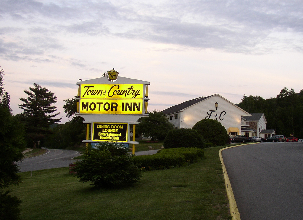 White Mountains Snapshot National Hotel Chains Set Up