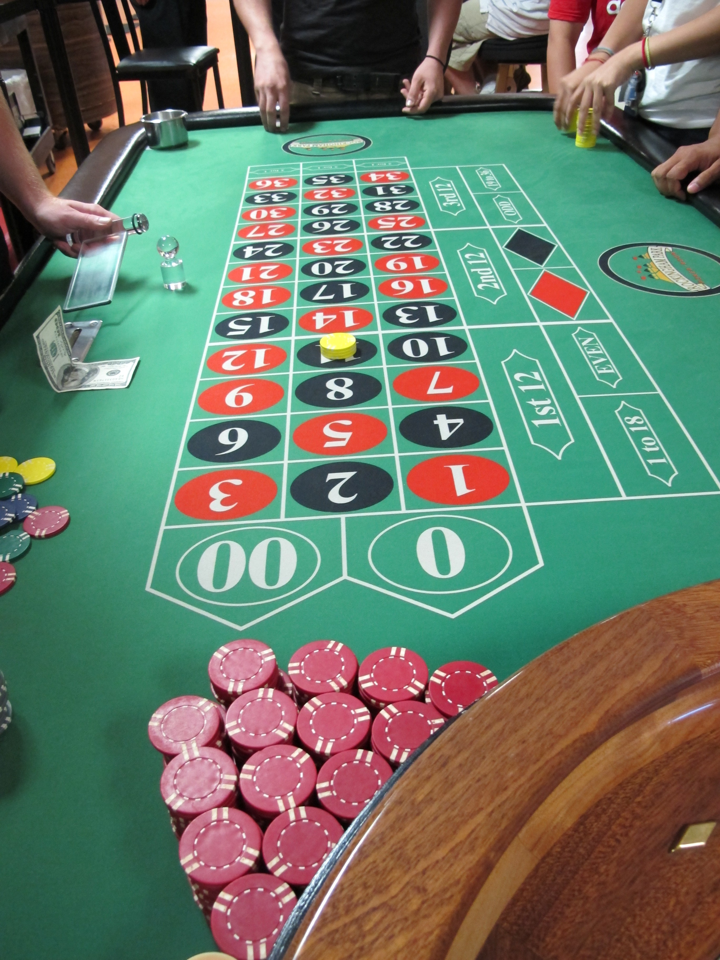 Charity gaming at Rockingham Park in Salem -- the most likely location for a high end Casino.