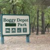 Boggy Depot was among seven sites stripped of their state park status in 2011.