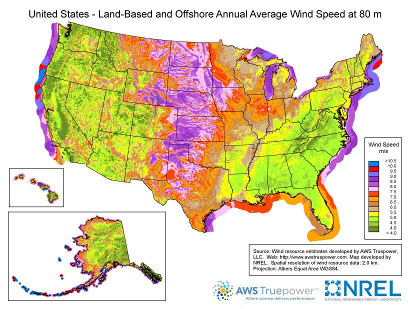 Wind Energy StateImpact Oklahoma - Oklahoma map usa