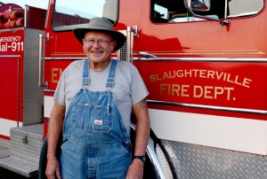 Bud Shepherd, 75. Firefighter, former Fire Chief.