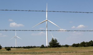 Oklahoma Wind Turbine
