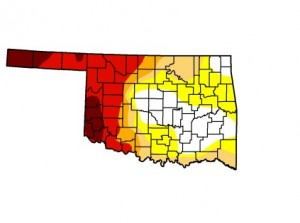 U.S. Drought Monitor for July 11, 2013.