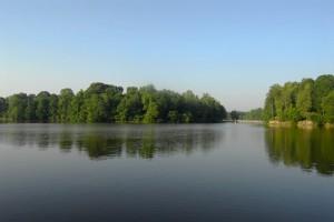 Sardis Lake.