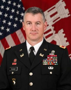 Col. Michael Teague, Secretary of Energy and Environment.