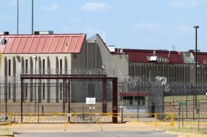 The North Fork Correctional Facility in Sayre, Okla.