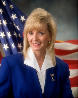 Oklahoma Corporation Commissioner Dana Murphy.