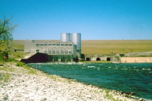 Lake Texoma's Denison Dam