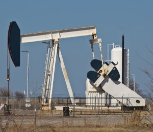 An Oklahoma pump jack.
