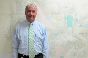 Norman Utilities Director Ken Komiske